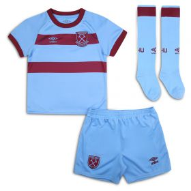 West Ham United Away Infant Kit 2020-21
