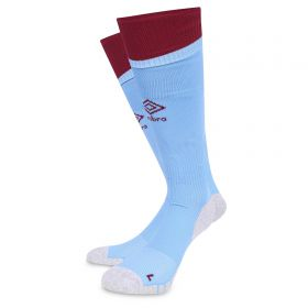 West Ham United Away Socks 2020-21 - Junior