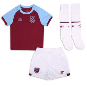 West Ham United Home Infant Kit 2020-21