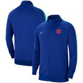 Barcelona Track Jacket - Blue