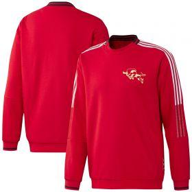 Manchester United Chinese New Year Crew Sweatshirt