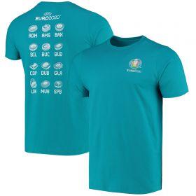 - EURO 2020 All Cities Landmark T-Shirt