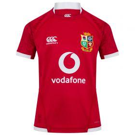 British & Irish Lions 2021 Pro Jersey - Red - Junior