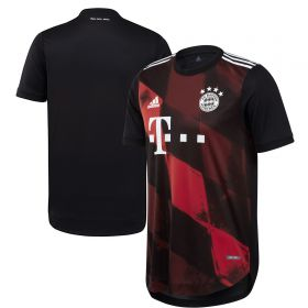 FC Bayern Authentic Third Shirt 2020-21