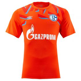 Schalke 04 Home Goalkeeper Shirt 2019-20 - Mens