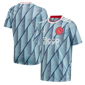 Ajax Away Shirt 2020-21 - Kids