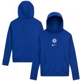 Chelsea Fleece Hoody - Royal Blue - Kids