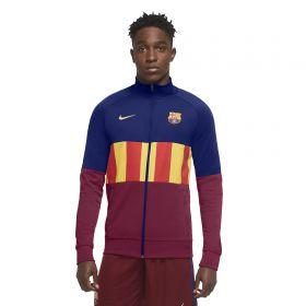 Barcelona I96 Anthem Track Jacket - Blue