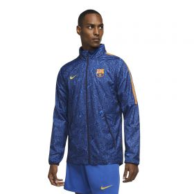 Barcelona Lightweight Jacket - Blue
