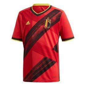 Belgium Home Shirt 2019-21