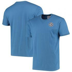 Chelsea Core T-Shirt - Blue - Mens