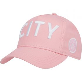 Manchester City Core Pink Cap - Adult