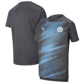 Manchester City Stadium League Jersey - Dk Grey - Kids