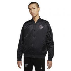 Paris Saint-Germain X Jordan Jacket - Black