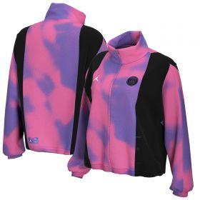 Paris Saint-Germain X Jordan Warmup Jacket - Purple - Womens