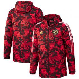 Manchester United Chinese New Year Padded Jacket