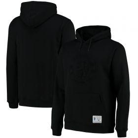 Chelsea Embossed hoody - Black - Mens