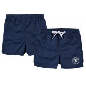 Chelsea Swim Short - Navy - Boys