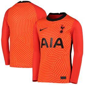 Tottenham Hotspur Goalkeeper Stadium Shirt 2020-21 - Kids