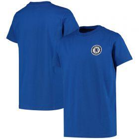 Chelsea Core T-Shirt - Blue - Boys