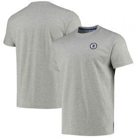 Chelsea Core T-Shirt - Grey Marl - Mens