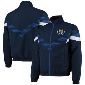 Chelsea Retro Track Jacket - Navy - Mens