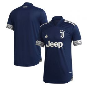 Juventus Authentic Away Shirt 2020-21