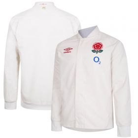 England Rugby 150 Years Anthem Jacket - Mens