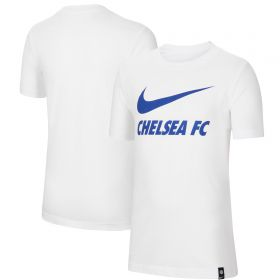 Chelsea Printed T-Shirt - White - Kids