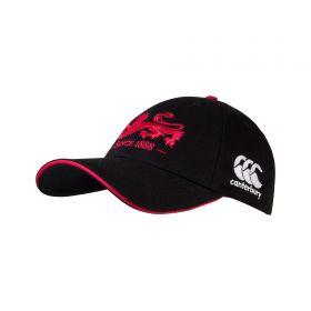 British & Irish Lions Cap - Black/Red