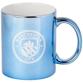 Manchester City Metallic Mug