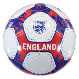 England Crest Football - Size 5