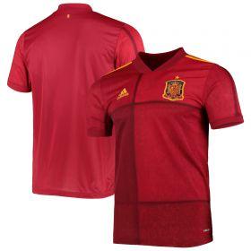 Spain Home Shirt 2019-21