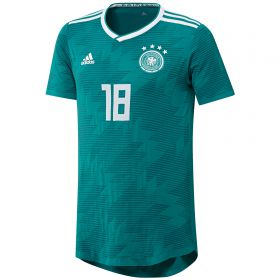 Germany Knitted Away Shirt 2018