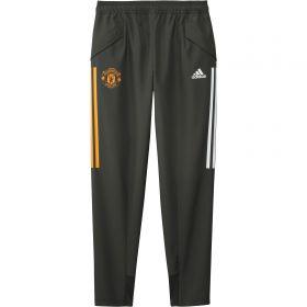 Manchester United Training Presentation Pants - Green - Kids