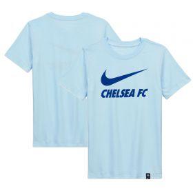 Chelsea Printed T-Shirt - Sky Blue - Boys