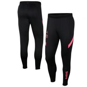 Paris Saint-Germain X Jordan Vapor Knit Strike Pants - Black