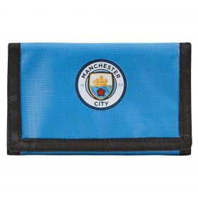 Manchester City Crest Wallet