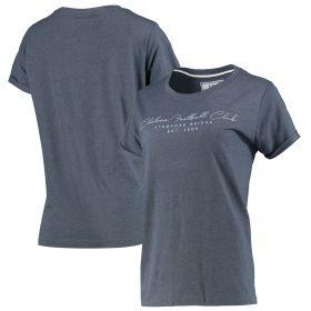 Chelsea Graphic T-Shirt - Denim Marl - Womens
