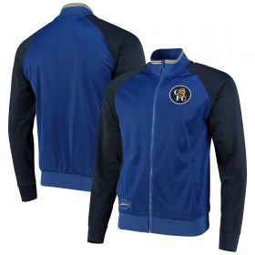 Chelsea Retro Track Top - Royal Blue - Mens
