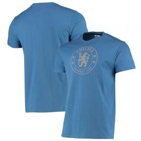 Chelsea Crest T-Shirt - Blue - Mens