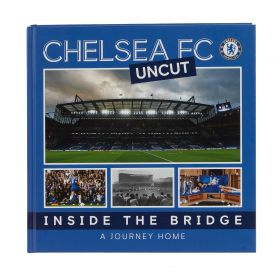 Chelsea Official Illustrated History of Stamford Bridge Book