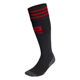 Arsenal X 424 Socks - Black