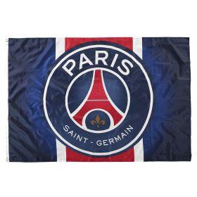 Paris Saint-Germain Crest Flag