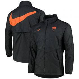 AS Roma Lite Jacket - Dark Grey