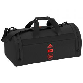 Arsenal X 424 Duffel Bag - Black