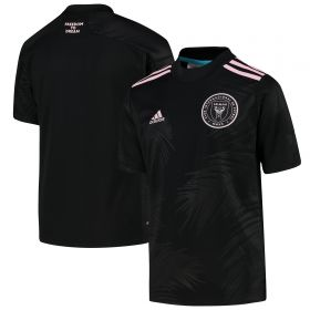 Inter Miami CF Authentic Away Shirt 2021