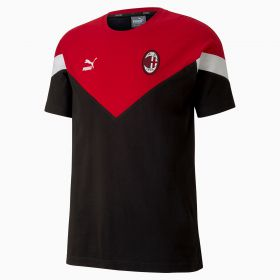 AC Milan Iconic MCS Tee - Black