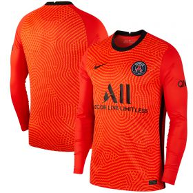 Paris Saint-Germain LS Goalkeeper Shirt 2020-21