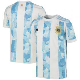 Argentina Home Shirt 2021-22 - Kids